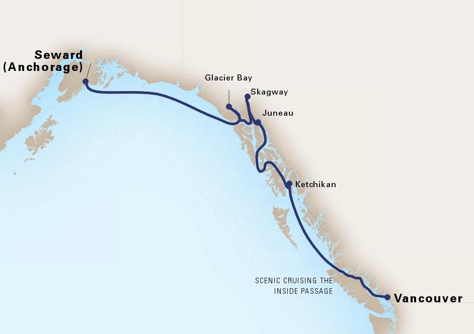 Beadventures Discover Alaska Cruise Laura Mccabe In Anchorage